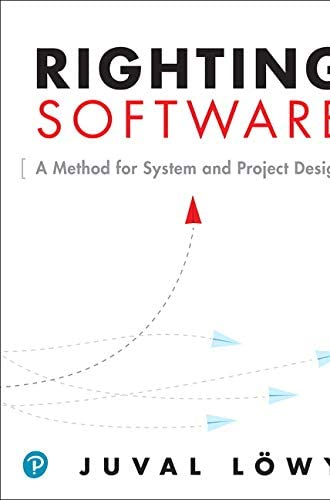 Righting software<br>a method for system and project design