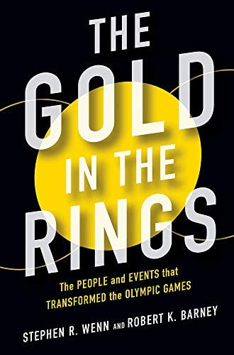 The gold in the rings<br>the people and events that transform...