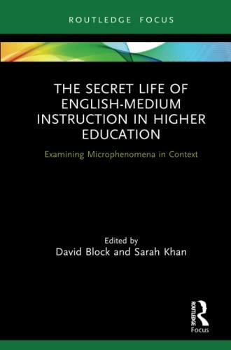 The secret life of English-medium instruction in higher educ...