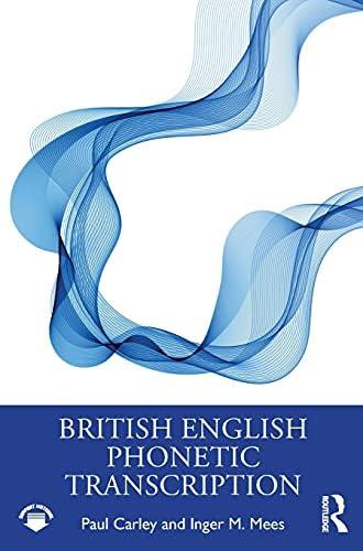 British English phonetic transcription