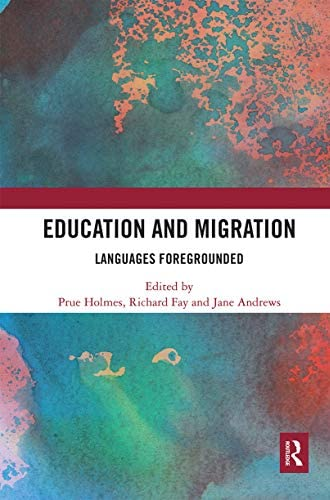 Education and migration<br>languages foregrounded