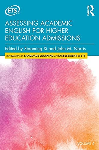 Assessing academic English for higher education admissions