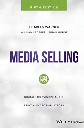 Media selling<br>digital, television, audio, print and cross-...