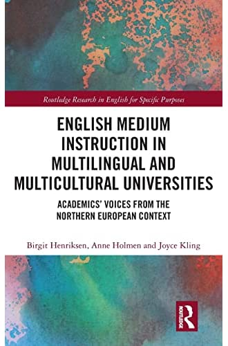 English medium instruction in multilingual and multicultural...