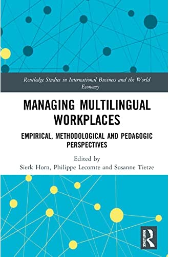Managing multilingual workplaces<br>methodological, empirical...