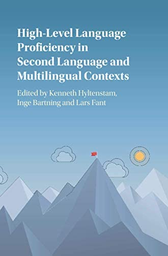 High-level language proficiency in second language and multi...