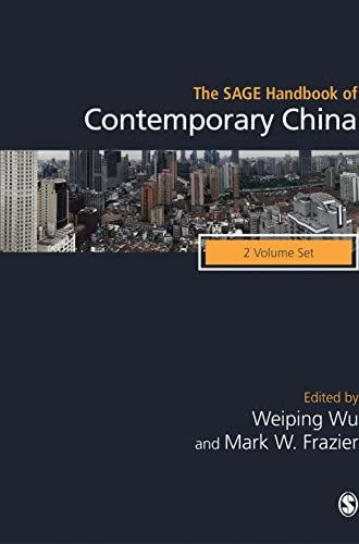 The SAGE Handbook of contemporary China<br>edited by Weiping ...