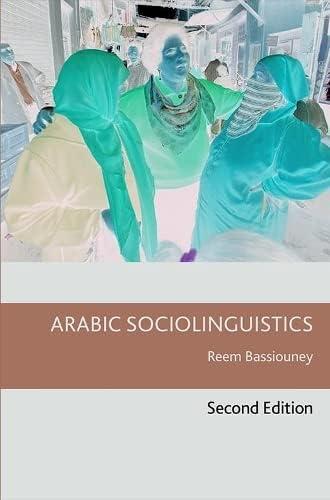 Arabic sociolinguistics