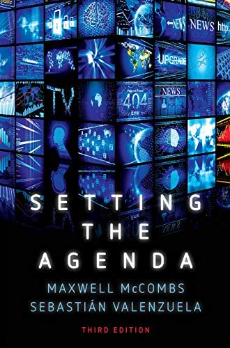 Setting the agenda<br>the news media and public opinion
