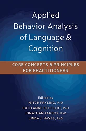Applied behavior analysis of language & cognition