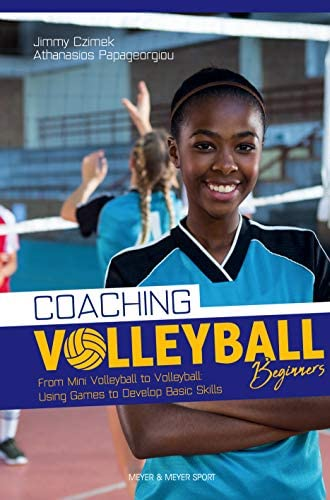 Coaching volleyball beginners<br>from mini volleyball to voll...