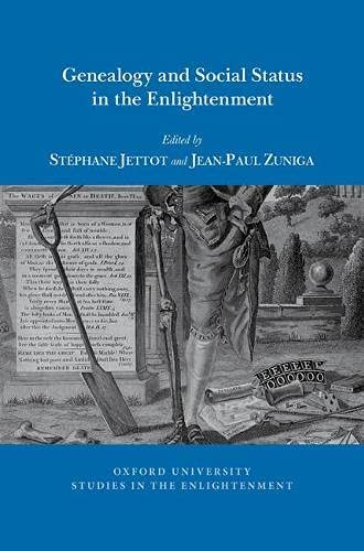 Genealogy and social status in the Enlightenment