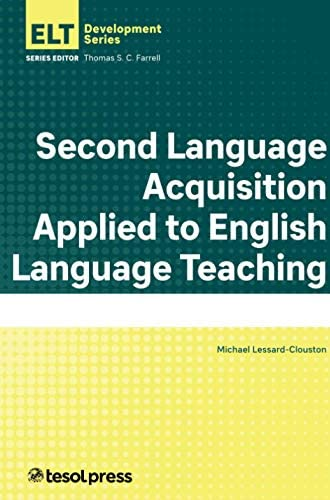 Second language acquisition applied to English language teac...
