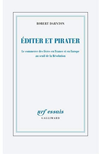 Éditer et pirater<br>le commerce des livres en France et en E...