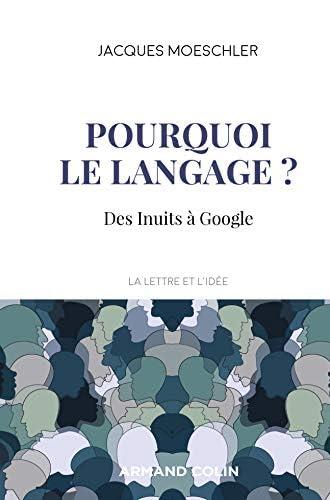 Pourquoi le langage?<br>des Inuits à Google