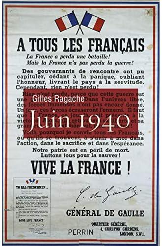 Juin 1940<br>Gilles Ragache