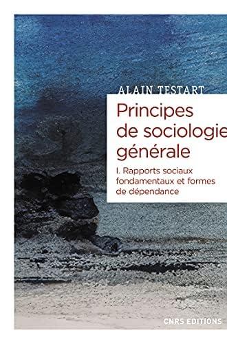 Principes de sociologie générale