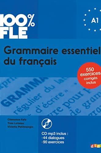 Grammaire essentielle du français<br>A1