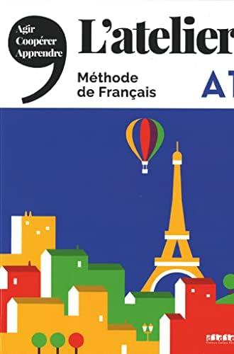 L'atelier<br>méthode de français A1