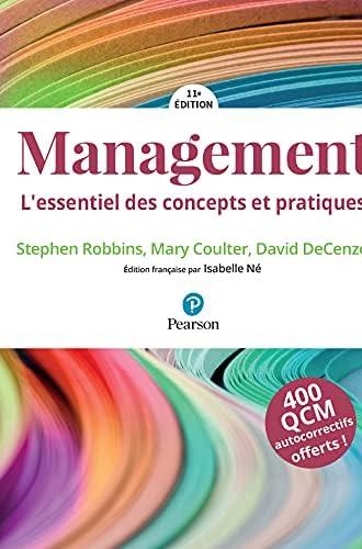 Management<br>l'essentiel des concepts et pratiques