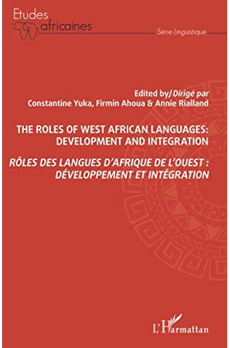 The roles of West African languages<br>development and integr...