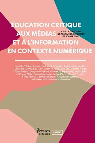 Education critique aux médias et à l'information en contexte...