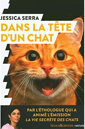 Dans la tête d'un chat<br>Jessica Serra