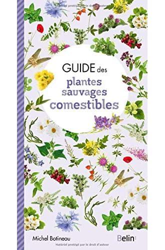 Guide des plantes sauvages comestibles<br>Michel Botineau