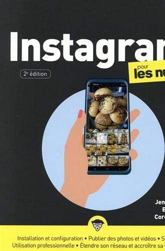 Instagram pour les nuls<br>[installation et configuration, pu...