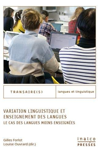 Variation linguistique et enseignement des langues<br>le cas ...