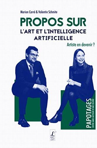 Propos sur l'art et l'intelligence artificielle<br>Marion Car...