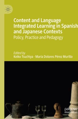 Content and language integrated learning in Spanish and Japa...