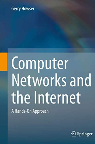 Computer networks and the internet<br>a hands-on approach