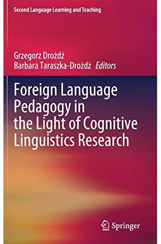 Foreign language pedagogy in the light of cognitive linguist...