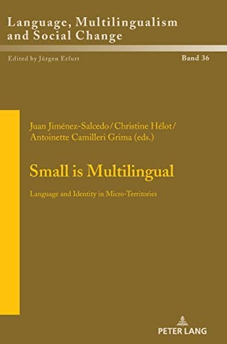 Small is multilingual<br>language and identity in micro-terri...