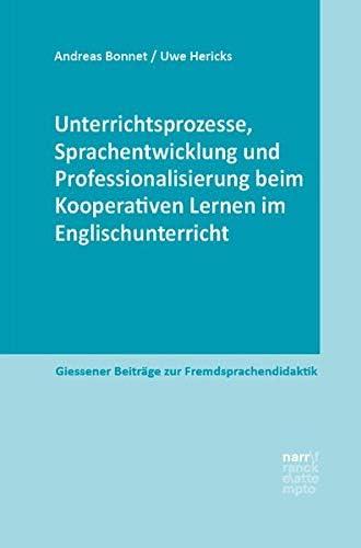 Kooperatives Lernen im Englischunterricht<br>empirische Studi...