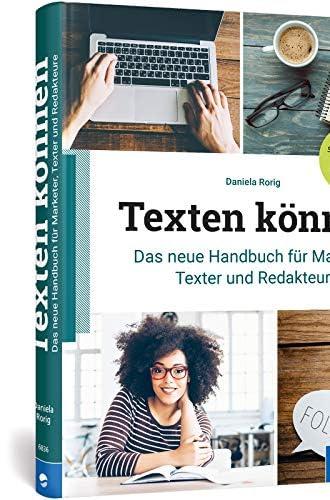 Texten können<br>das neue Handbuch für Marketer, Texter und R...