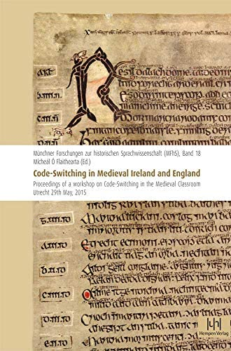 Code-switching in medieval Ireland and England<br>proceedings...