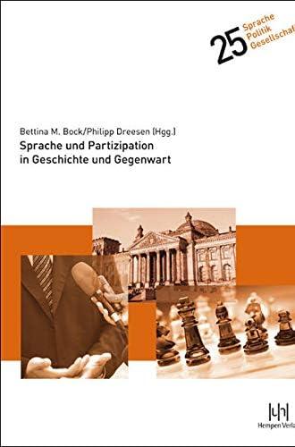 Sprache und Partizipation in Geschichte und Gegenwart