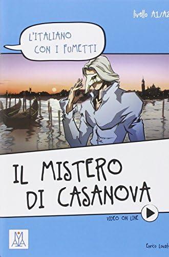 Il mistero di Casanova<br>livello A1/A2