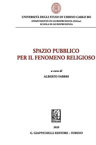 Spazio pubblico per il fenomeno religioso
