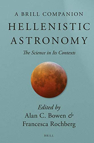 Hellenistic astronomy<br>the science in its contexts<br>edited...