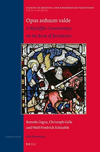 Opus arduum valde<br>a Wycliffite commentary on the Book of R...