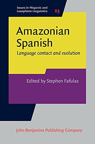 Amazonian Spanish<br>language contact and evolution