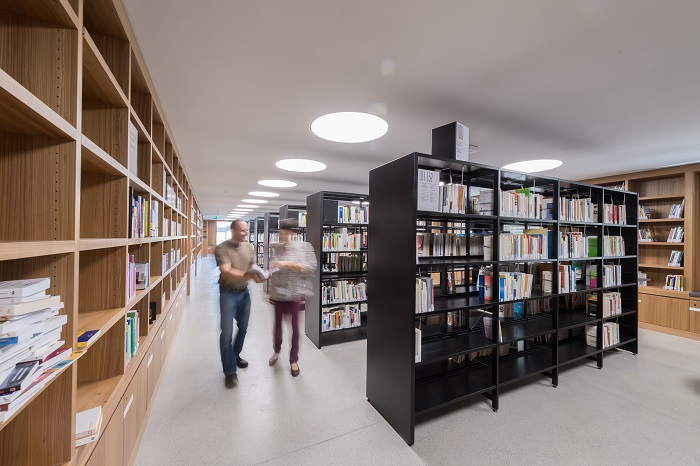 Bibliothèque des Hautes écoles de santé et de travail social [HESS]