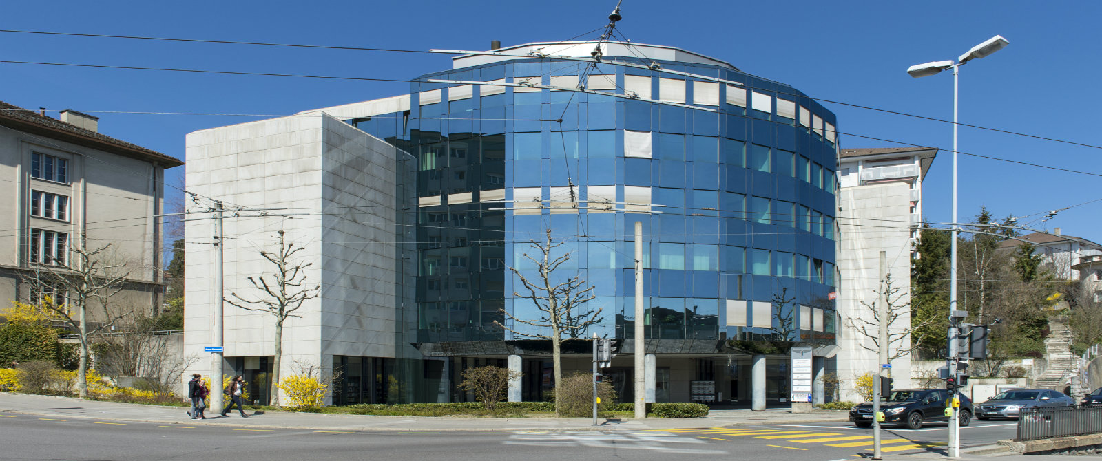Bibliothèque de l'Institut du Fédéralisme