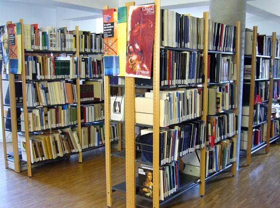 Bibliothèque du Vitrocentre Romont [VCR]